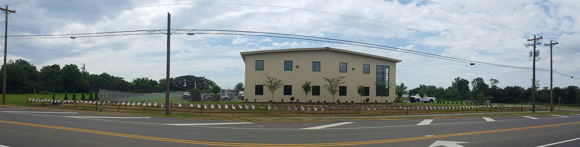 Pine Knoll Construction Office Building